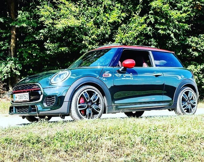 Mini John Cooper Works Christoph Cecerle eaglepowder.com mipiace.at