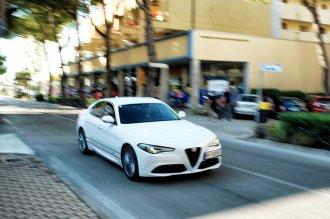 Alfa Romeo Giulia Bibione