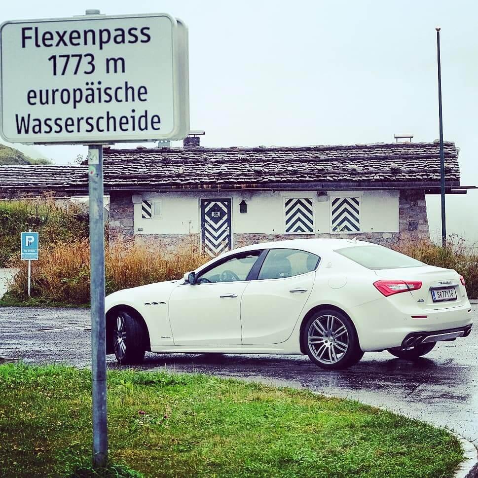 Maserati Ghibli S Q4 Christoph Cecerle mipiace.at