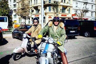 Distinguished Gentelman´s Ride 2018 Vienna mipiace.at