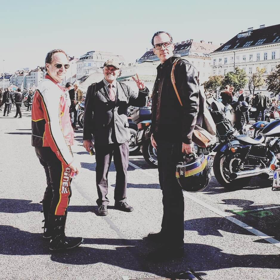 Distinguished Gentelman´s Ride 2018 Vienna mipiace.at