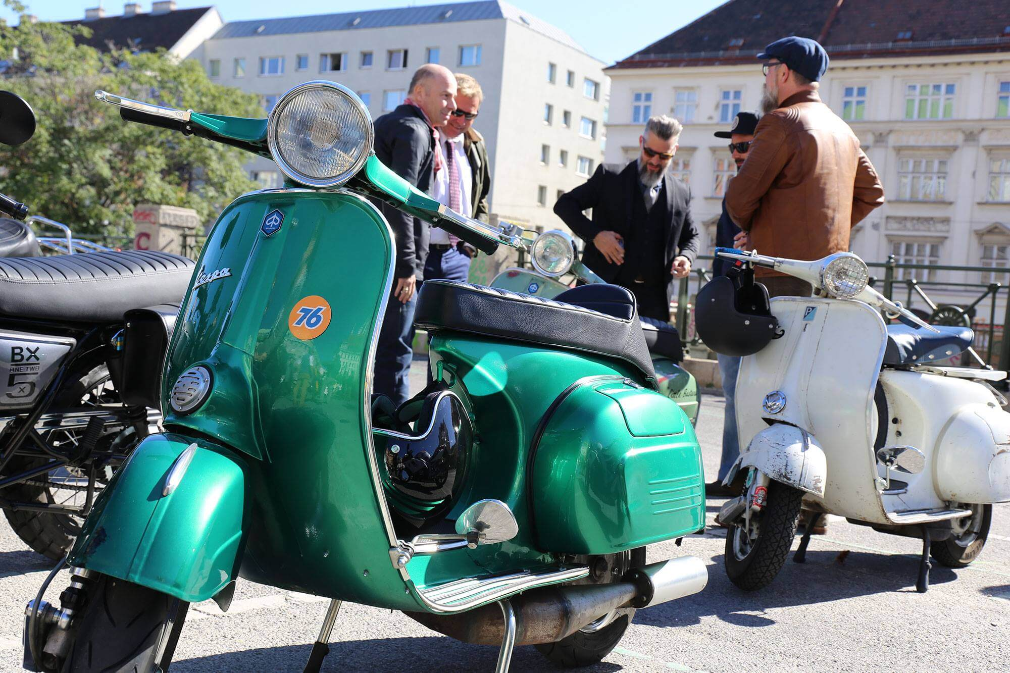 Distinguished Gentleman´s Ride Vienna 2018 Mipiace (18)