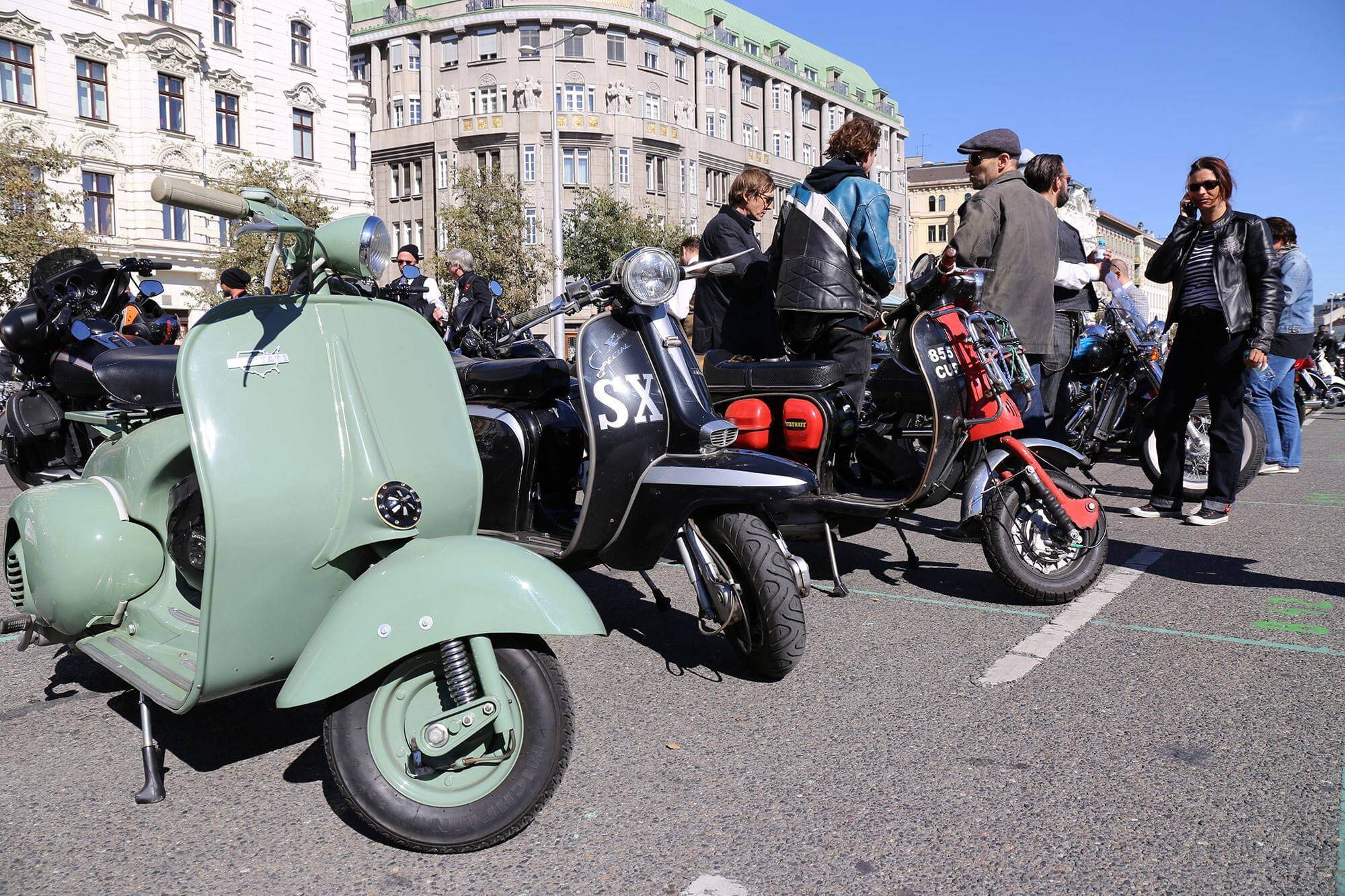 Distinguished Gentleman´s Ride Vienna 2018 Mipiace (22)
