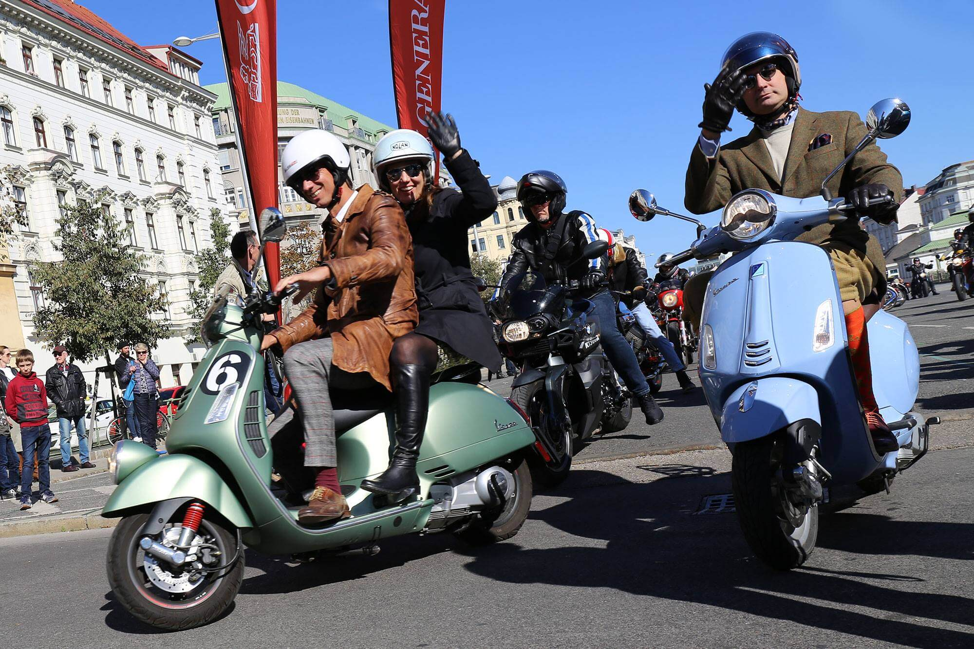 Distinguished Gentleman´s Ride Vienna 2018 Mipiace (24)