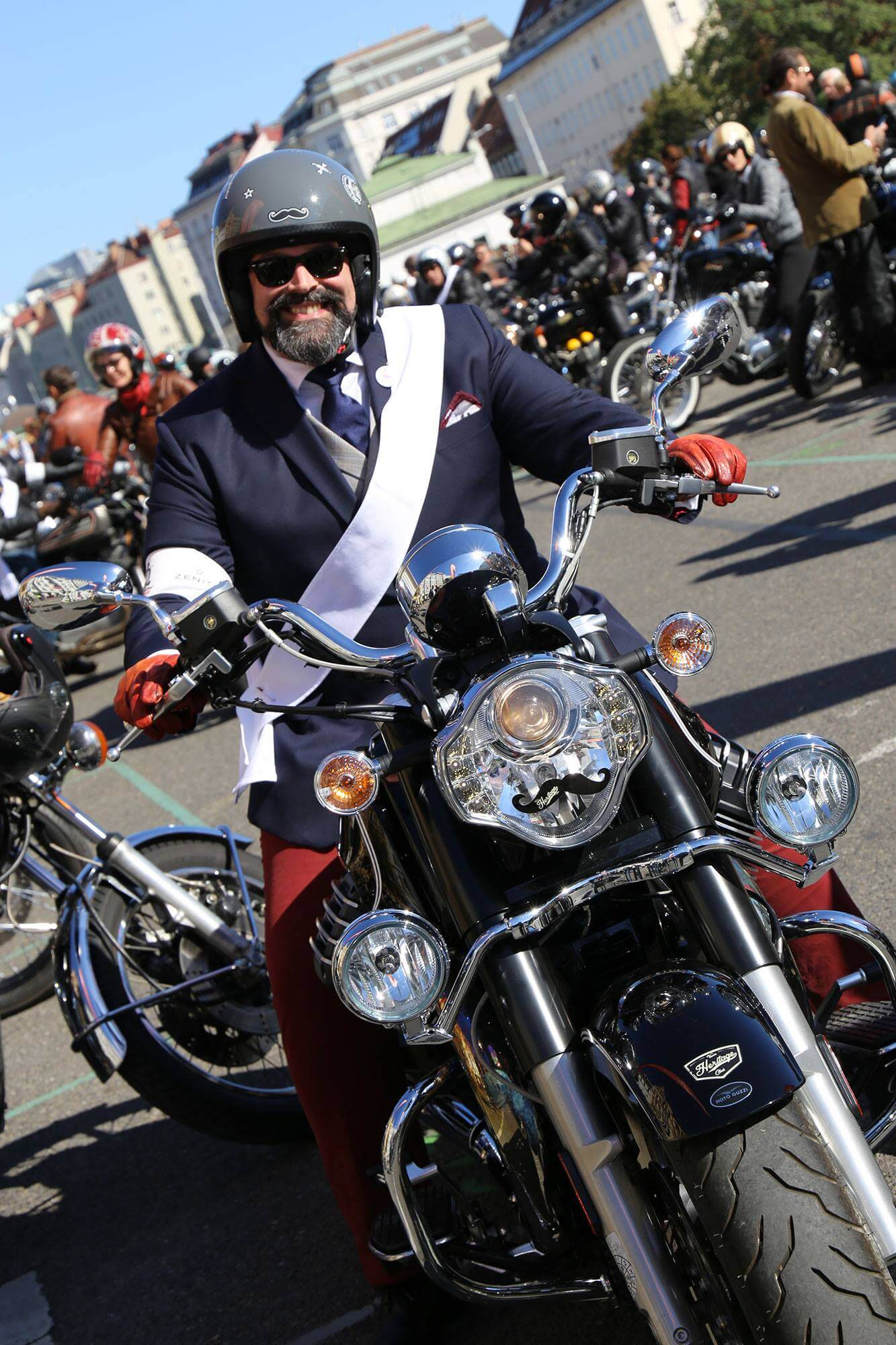 Distinguished Gentleman´s Ride Vienna 2018 Mipiace (29)