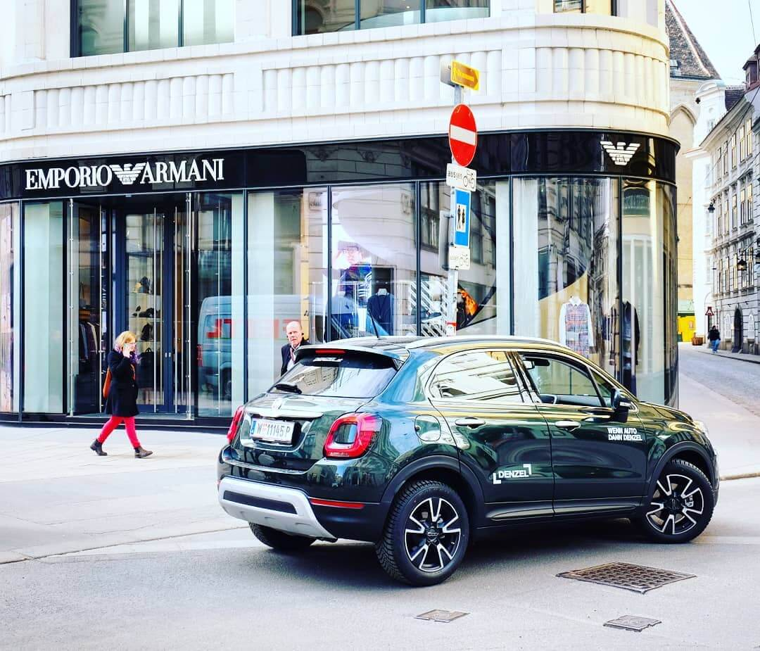 Fiat 500X 120 PS Turbo