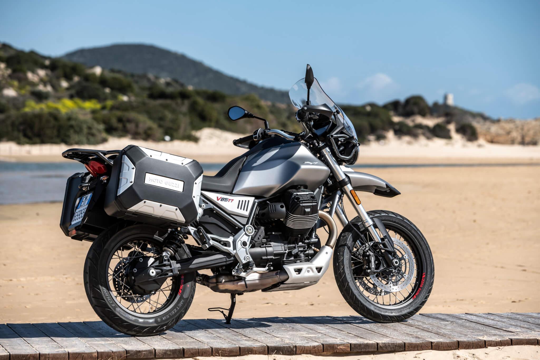 Moto Guzzi V85 TT Urban Pack