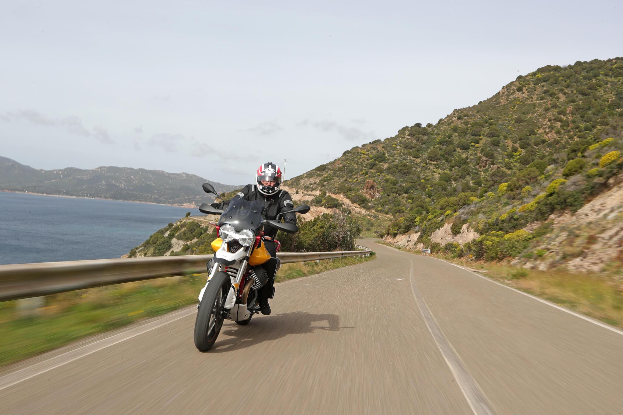 Moto Guzzi V85 TT Sardinien