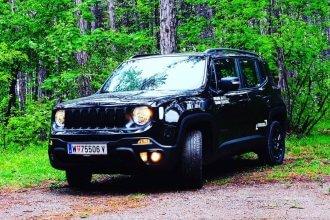 Der Jeep Renegade Upland Multijet II 140 A9 AWD