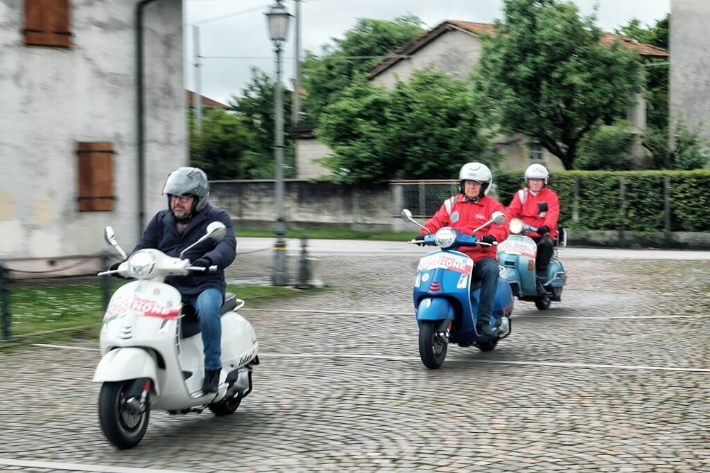 Pordenone Vespa