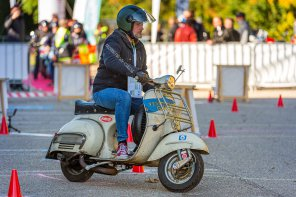 9th Austrian Vespa Rally