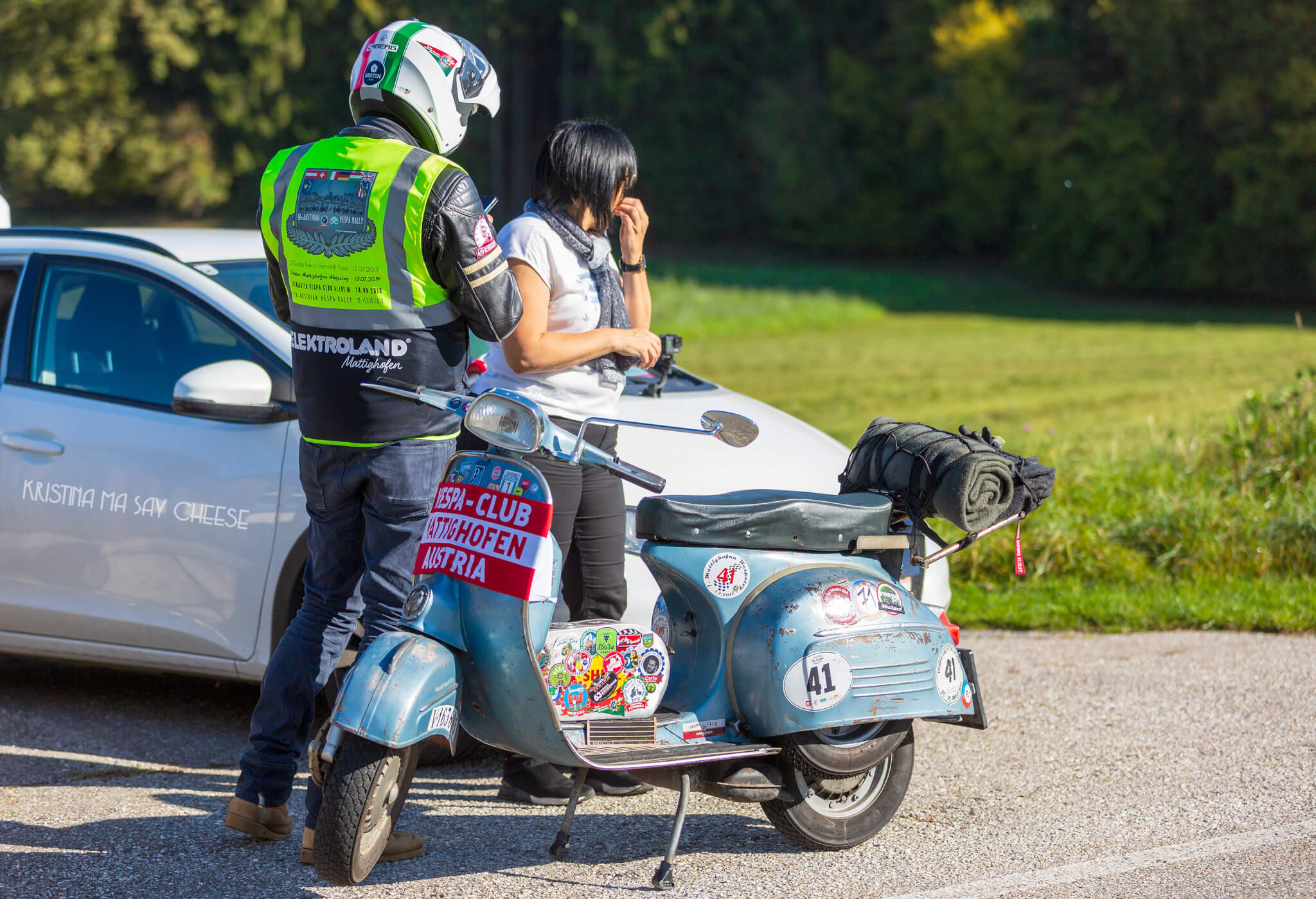 9th Austrian Vespa Rally (28)