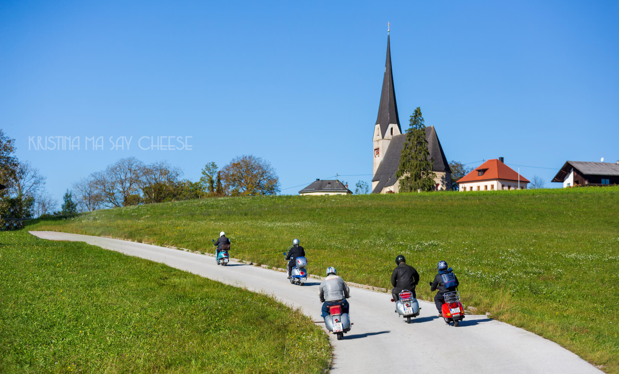 9th Austrian Vespa Rally (30)