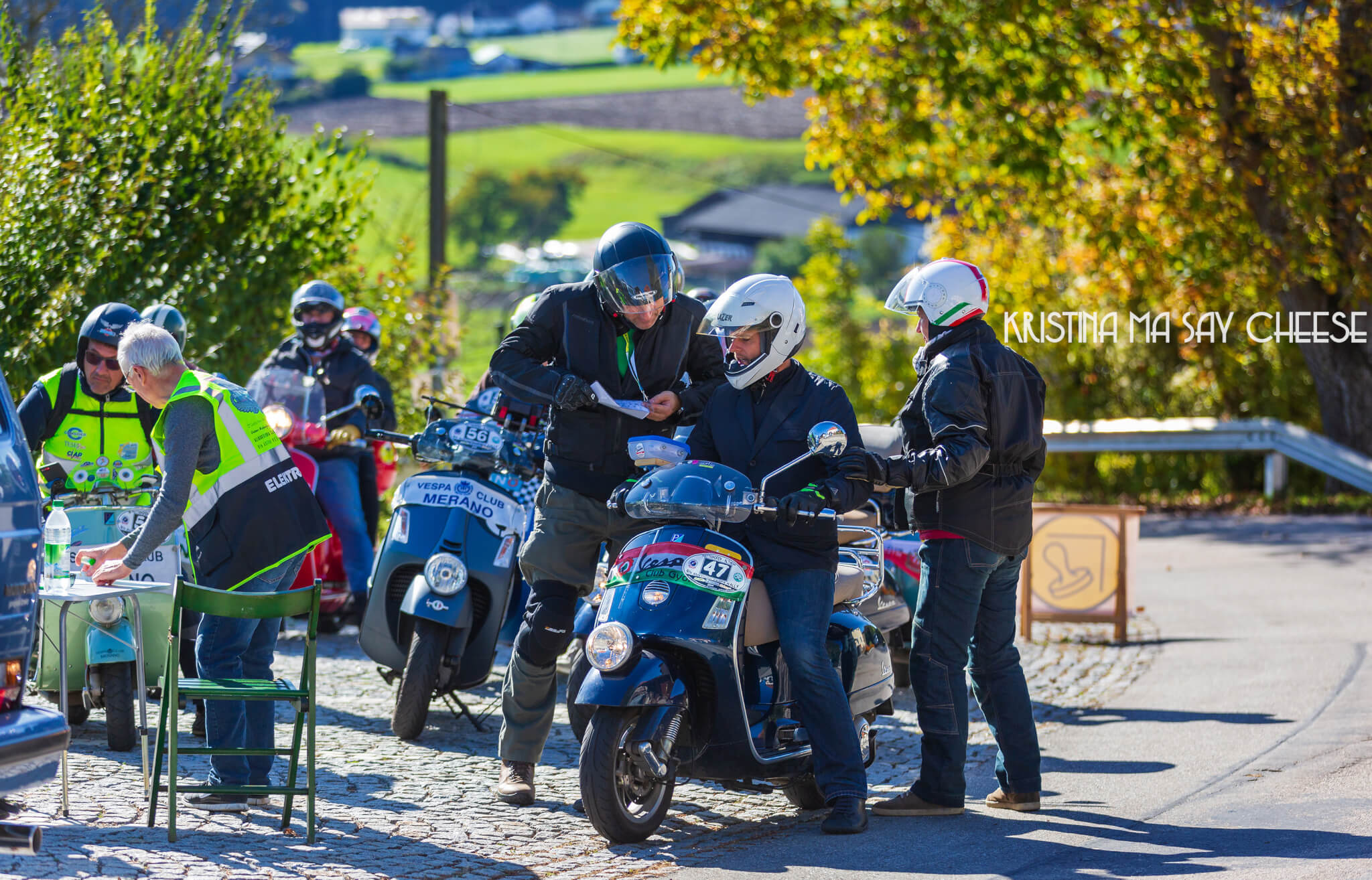 9th Austrian Vespa Rally (32)