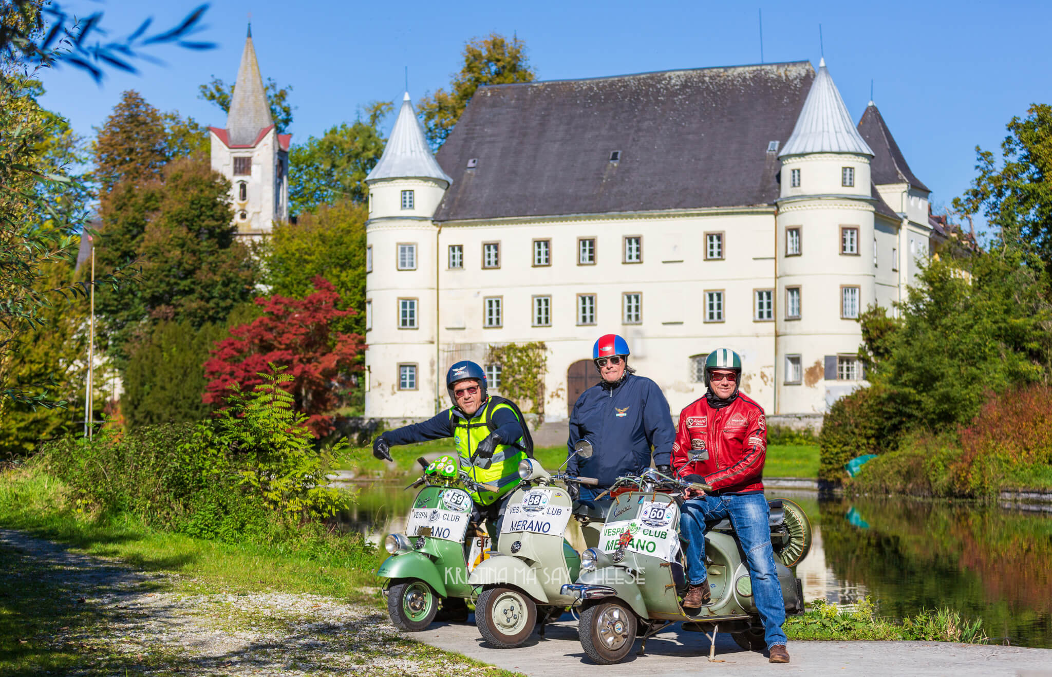 9th Austrian Vespa Rally (34)