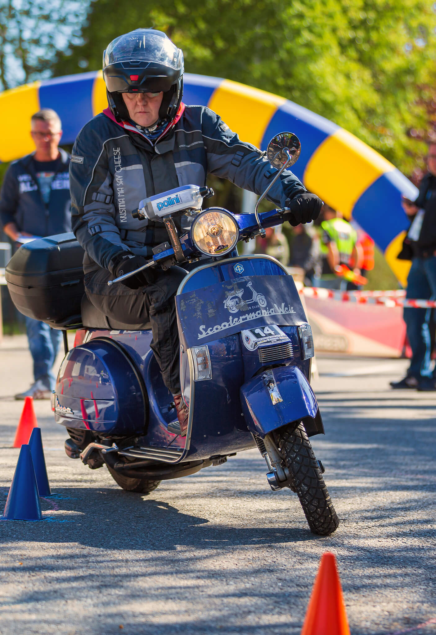 9th Austrian Vespa Rally (37)