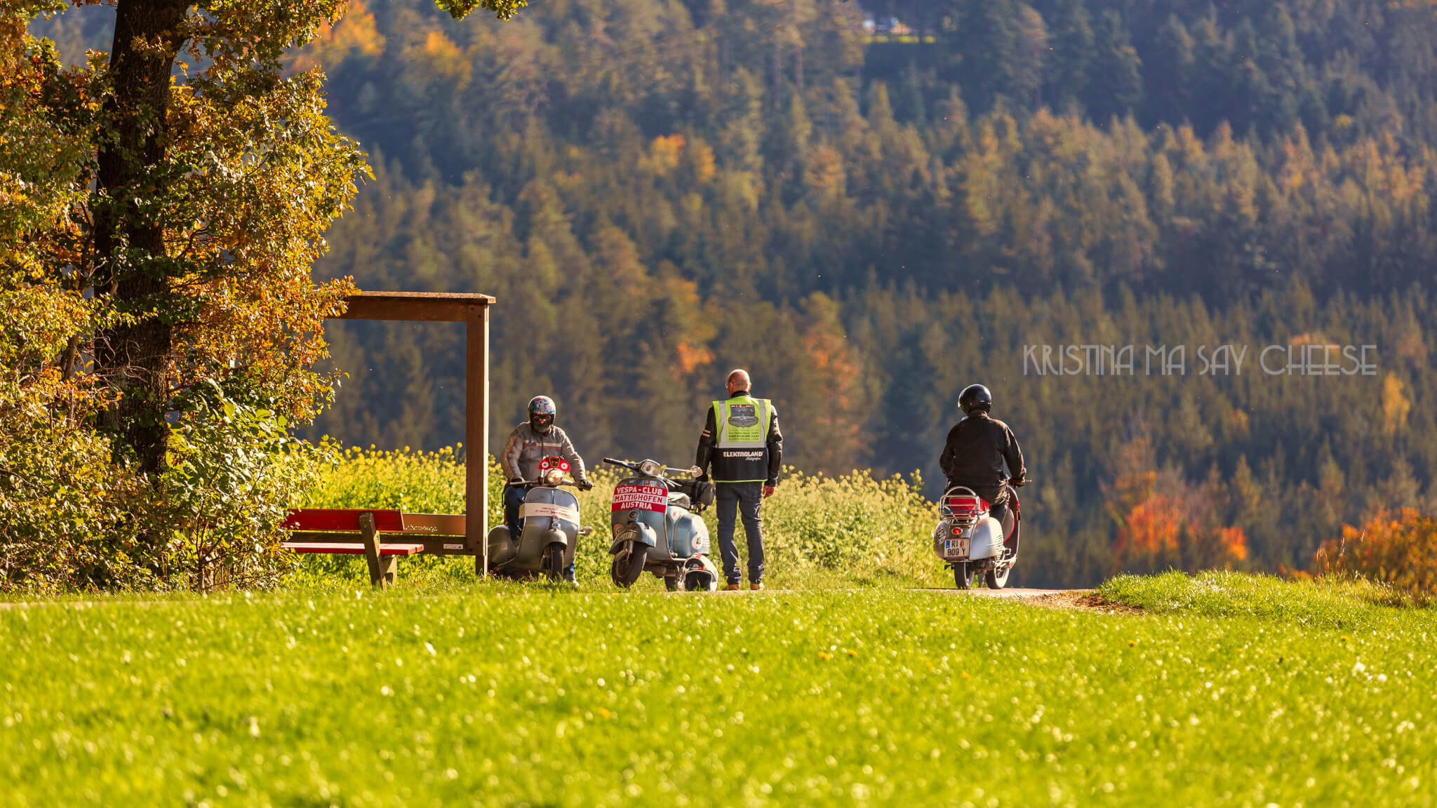 9th Austrian Vespa Rally (38)