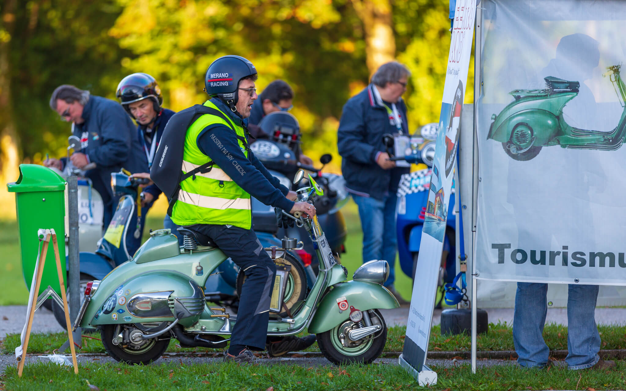 9th Austrian Vespa Rally (5)