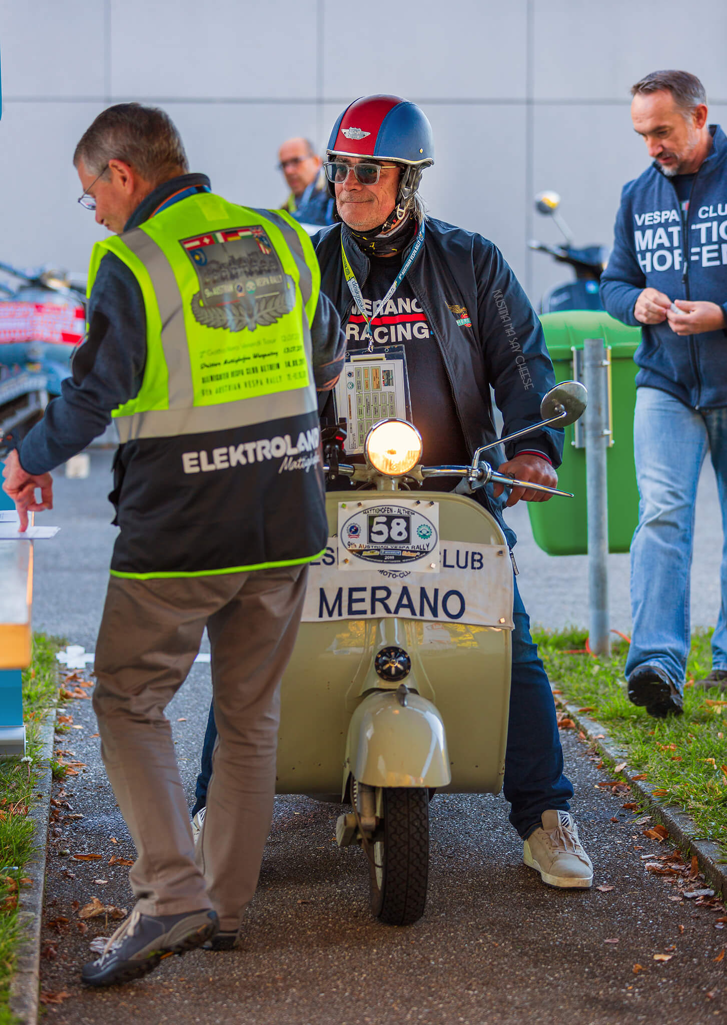 9th Austrian Vespa Rally (7)