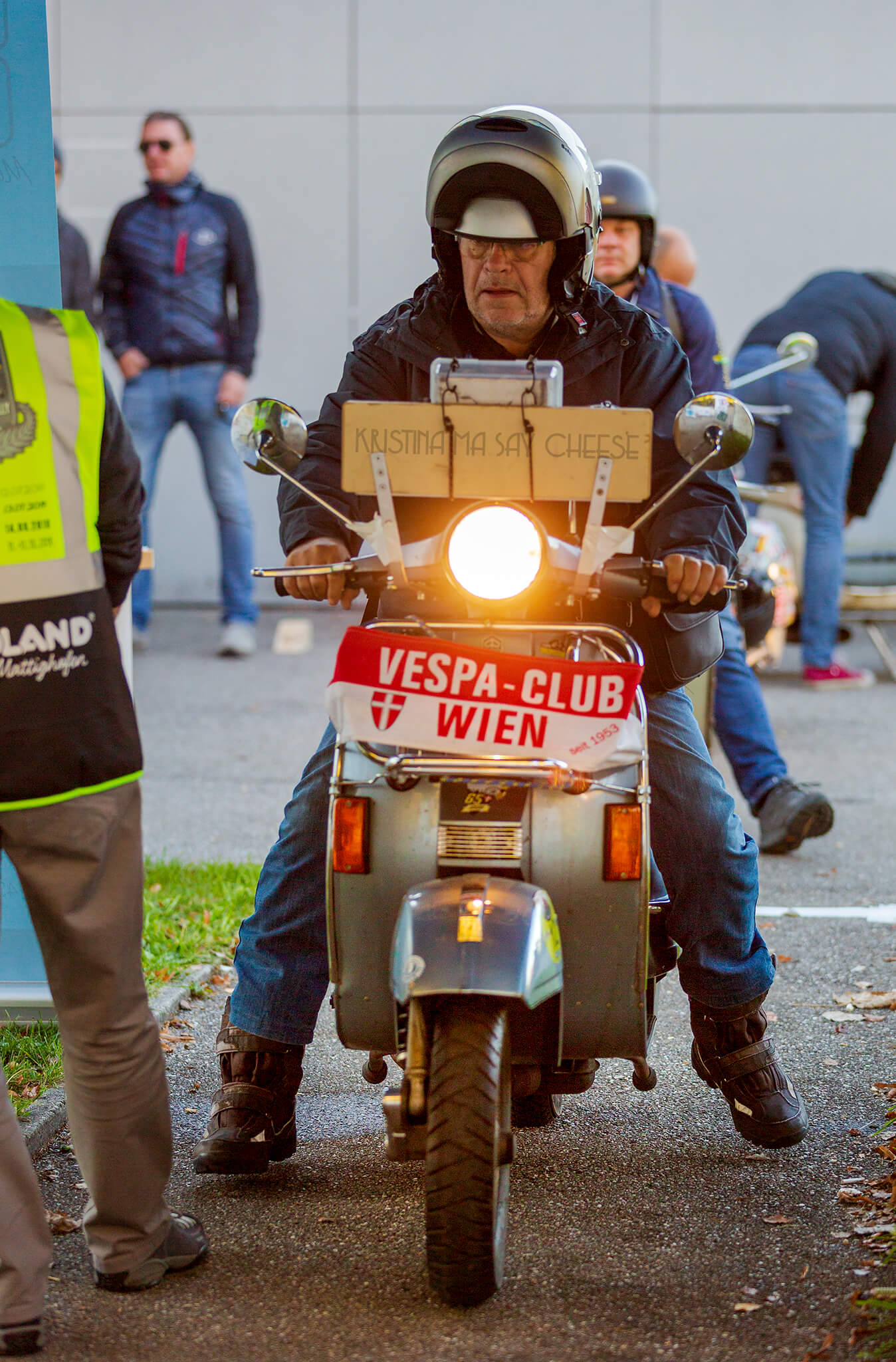 9th Austrian Vespa Rally (8)