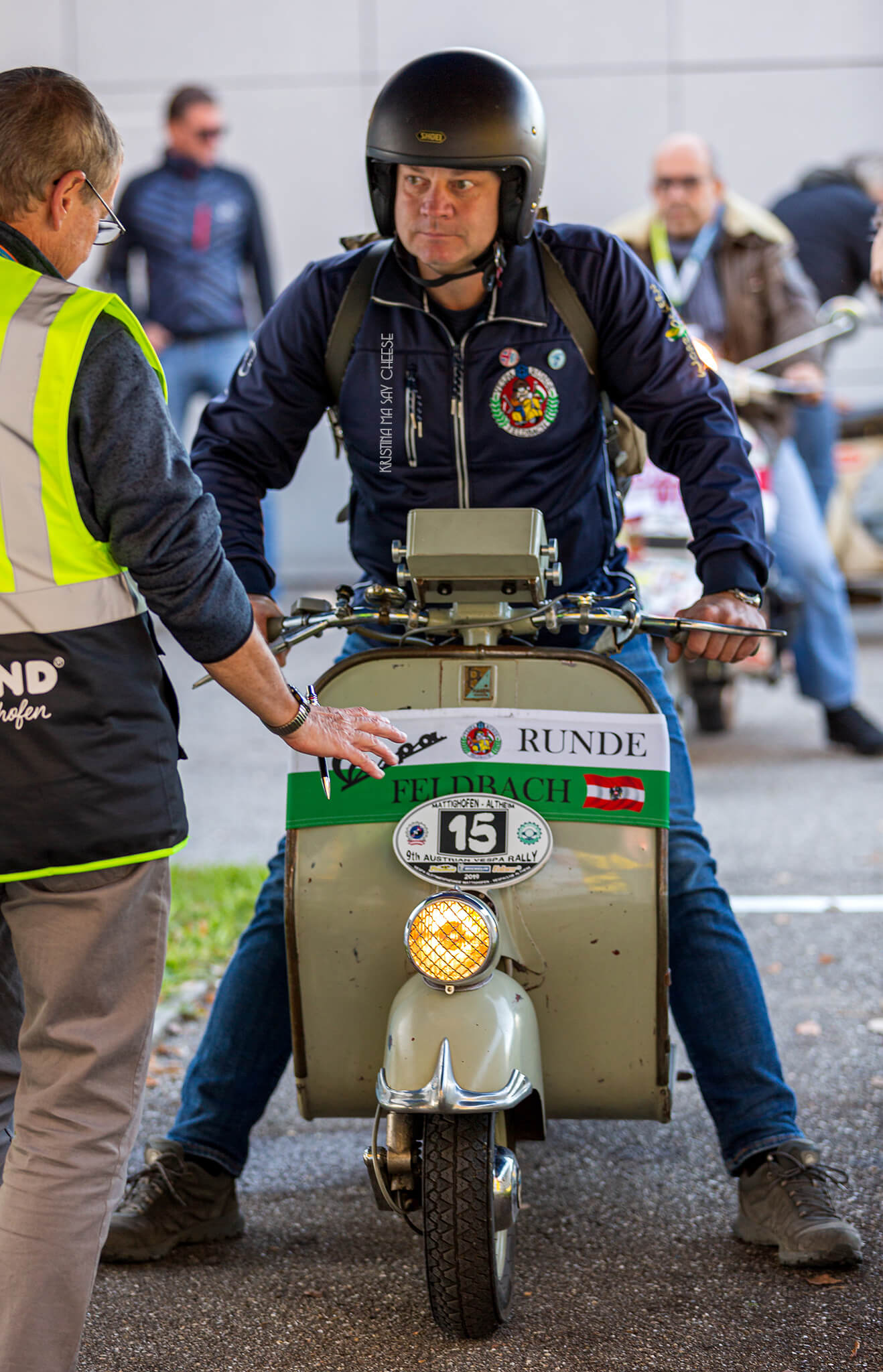 9th Austrian Vespa Rally (9)
