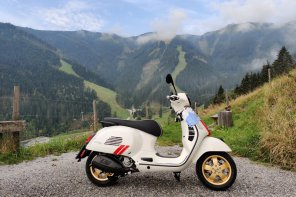 Vespa Alp days