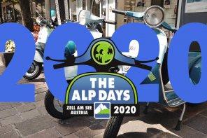 Vespa Alp days