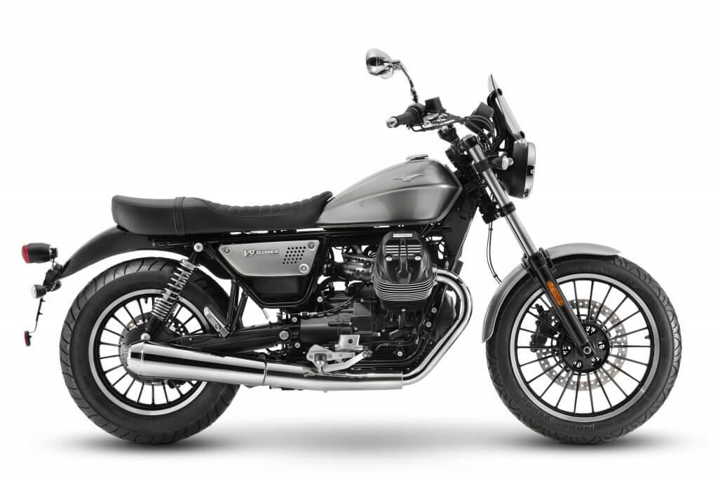 Moto Guzzi V9 2021