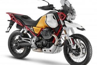 Moto Guzzi V85TT 2021