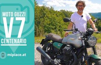 Moto Guzzi V7 Centenario